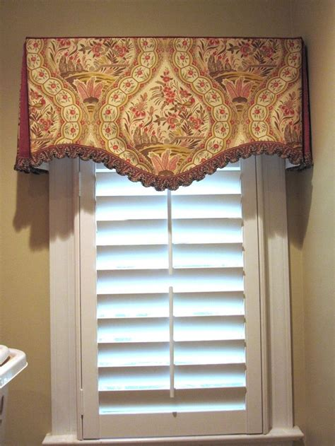 bathroom window treatment ideas 1000 bathroom valance ideas on valance window