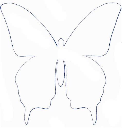 imagenes de mariposas moldes moldes de mariposas para decorar imagui