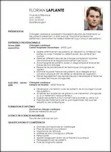 Curriculum Vitae Chef by Cv Chirurgien Exemple Cv Chirurgien Livecareer