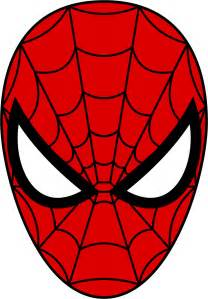 spiderman face free download clip art free clip art