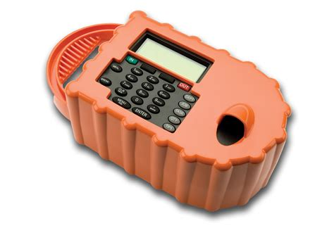 velocity 850 rugged edition time clock with costing