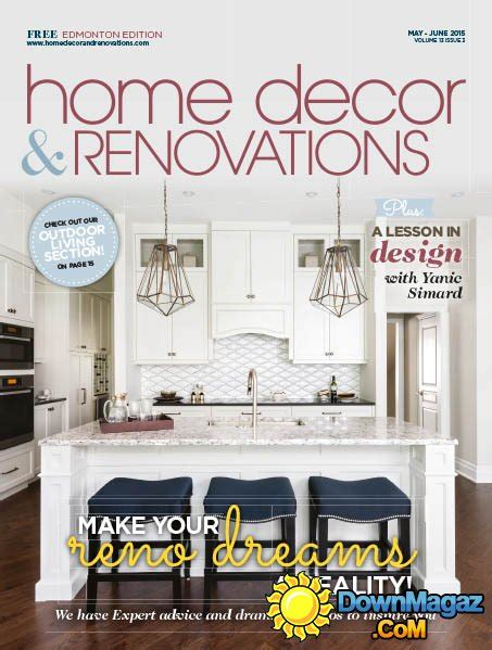 home decor renovations edmonton may june 2015