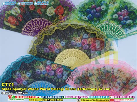 Sale Pen Kipas Souvenir Pen Murah Souvenir Pulpen Murah Alat Tulis souvenir pen dengan tinta pelangi warna warni souvenir pernikahan