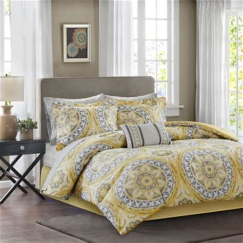 Buy Yellow King Comforter Sets From Bed Bath Beyond Yellow Bedding Sets King