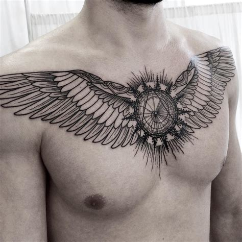 wings tattoo for men mens tattoos ideas cool designs currentyear