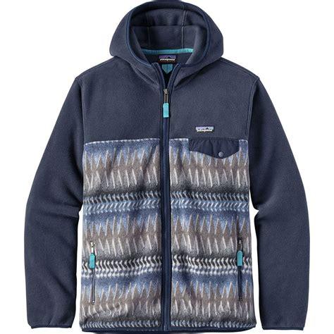 patagonia men s light variabletm hoody patagonia lightweight synchilla snap t hooded fleece