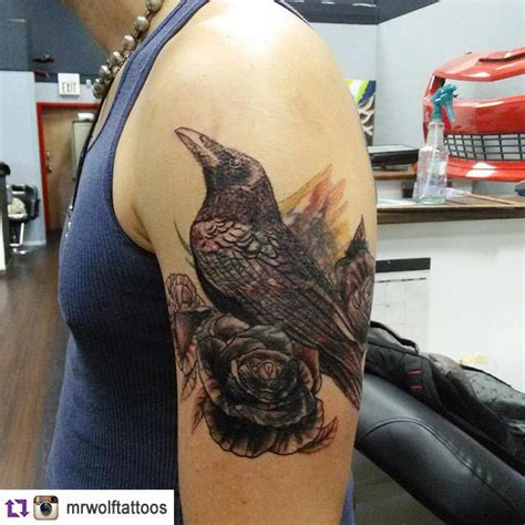 raven tattoo designs ideas design trends premium
