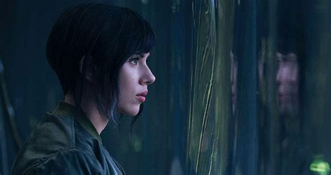 First Picture of Scarlett Johansson in Ghost in the Shell