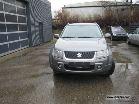 Suzuki Grand Vitara Owners Club 2006 Suzuki Grand Vitara 2 0 Gls Club Car Photo And Specs