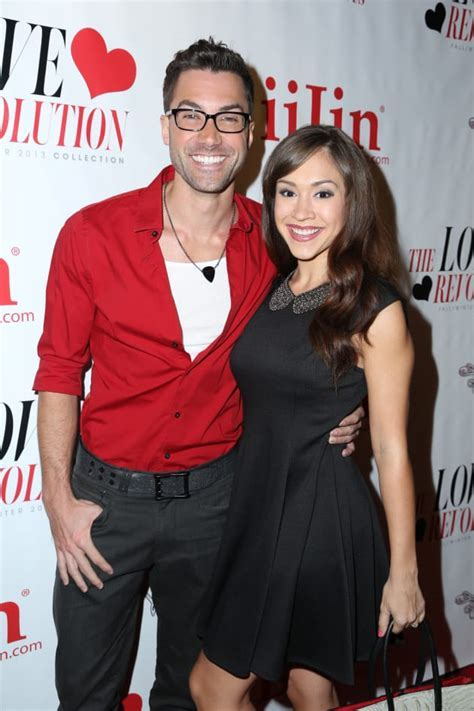 Diana DeGarmo and Ace Young: Married!   The Hollywood Gossip