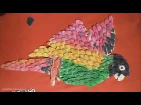 cara membuat lukisan montase kolase anak sd alhikmah doovi