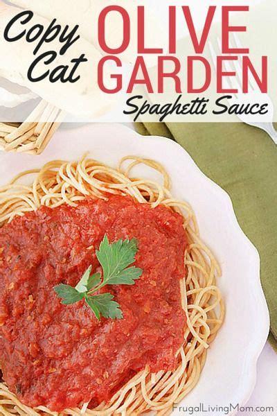 is olive garden alfredo sauce gluten free copycat olive garden spaghetti sauce recipe best comfort foods gluten free