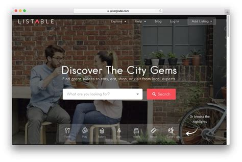 listable theme 20 best directory listing wordpress themes 2017