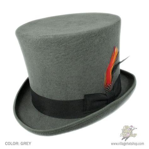 top hat b2b jaxon top hat grey top hats