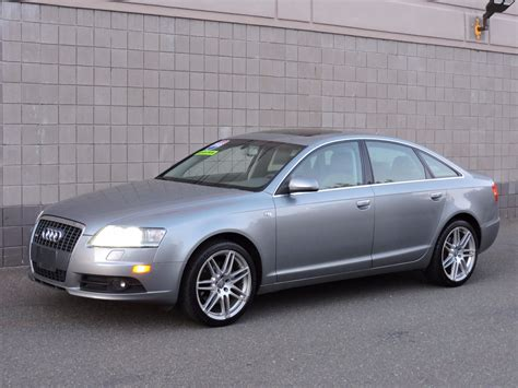 Navigation Audi A6 by Used 2008 Audi A6 2 0t Prem At Auto House Usa Saugus