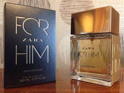 Parfum Zara For Him erkek parf 252 mleri zara for him gold edition