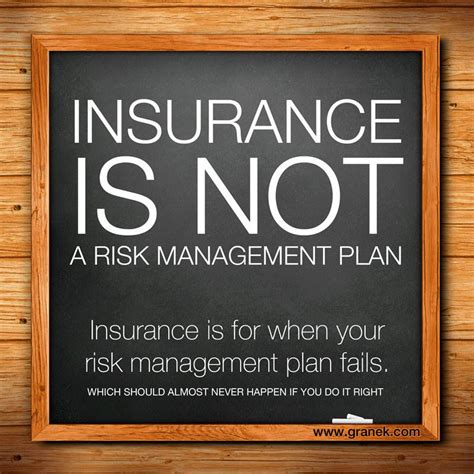 Mba With Risk Management And Insurance by Why You Should Accounting Granek Solutions Inc