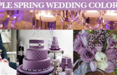 Purple Wedding Meme - purple spring wedding color trends 2013
