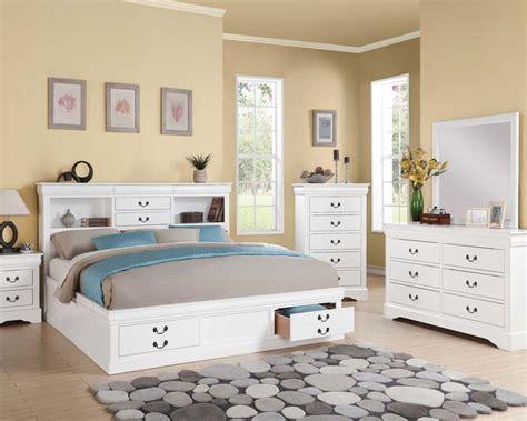acme furniture bedroom set in white ac01660tset acme white bedroom set louis philippe iii ac24490set