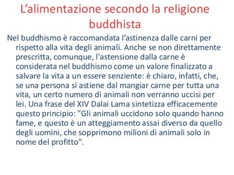 alimentazione e religione l alimentazione