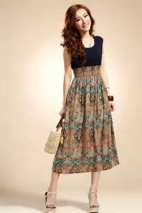 vintage style summer dress patterns