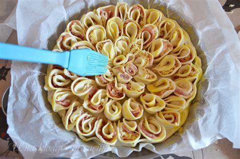 torta a fiore torta salata a fiore