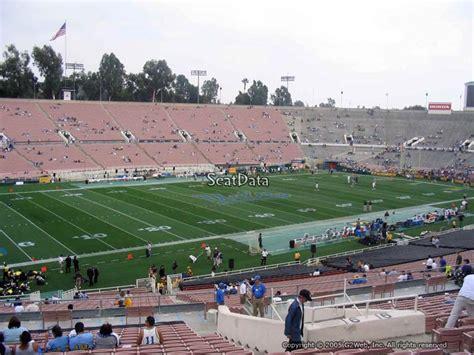 17 usc section 101 rose bowl stadium section 16 ucla football