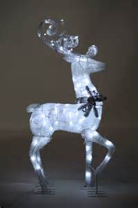 christmas lights hire led reindeer interior exterior prop