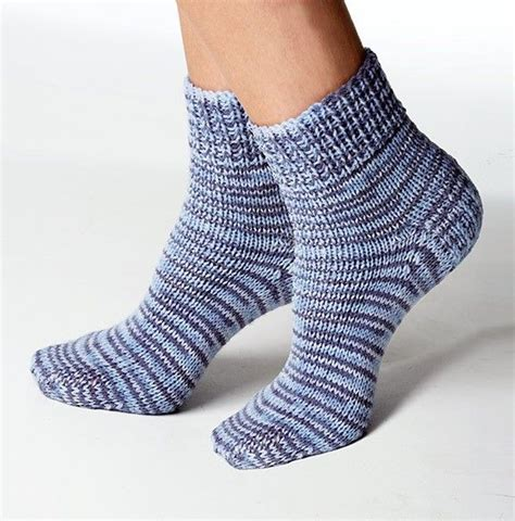 pattern socks free follow this free knit pattern to create ankle socks using