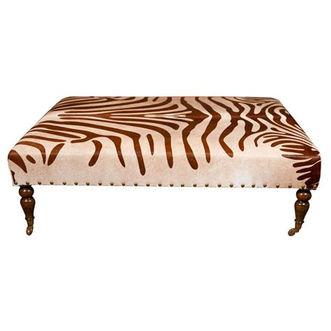 cowhide ottoman coffee table x 119t3305 jpg