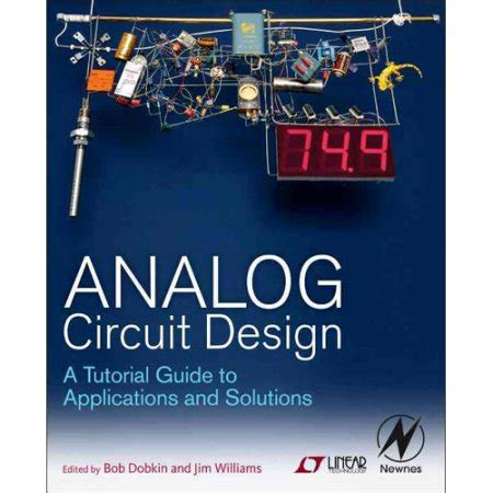analog integrated circuits design and applications by a p godse u a bakshi pdf analog circuit system design a tutorial guide to applications and solutions walmart