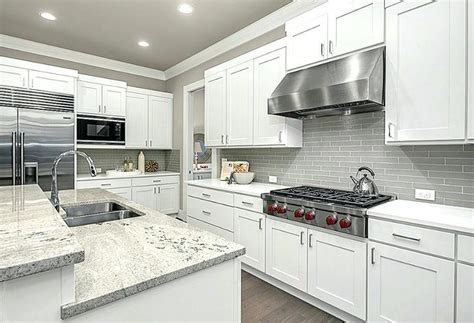 new gray tile backsplash saura v dutt stones kitchen