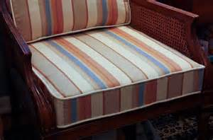 replacing foam in cushions diy upholstery replacing foam in a lounge chair cushion