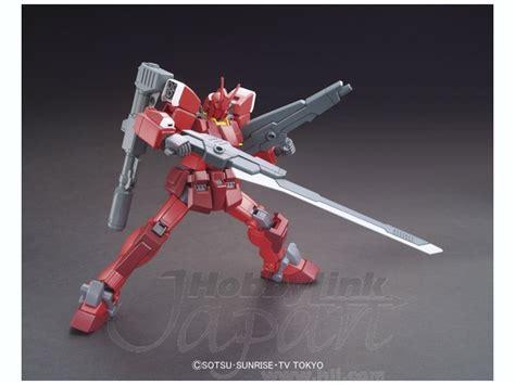 Hgbf 144 Amazing Warrior 1 144 hgbf gundam amazing warrior by bandai hobbylink japan