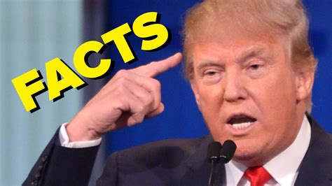 donald trump facts people guess donald trump facts 2 facts a fake youtube