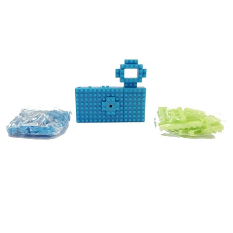 Kamera Mini Nano Block Usb Digital nano block usb digital 5mp blue