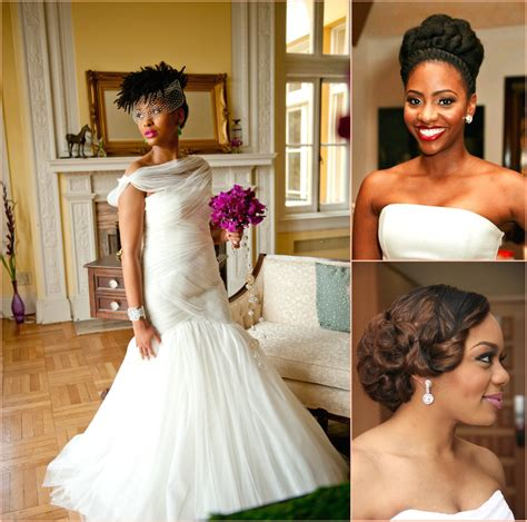Wedding Hairstyles For Black Hair 2016 by Charming Black Wedding Hairstyles Hairstyles 2017