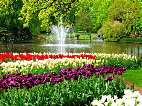 Keukenhof Flower Gardens In Photos Netherlands Flower Garden