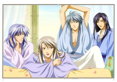 saiunkoku monogatari kouyuu li saiunkoku monogatari zerochan anime image board