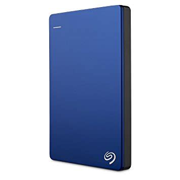 Hardisk Eksternal Seagate 1 T new seagate backup plus slim 1tb superspeed usb 3 0 portable drive mac pc ebay
