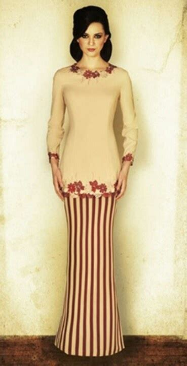 Dress Claudi Gaun jovian mandagie s collection baju kurung
