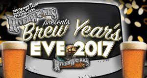 new english brewing to debut riverworks brewing to debut new beer at brew year s eve