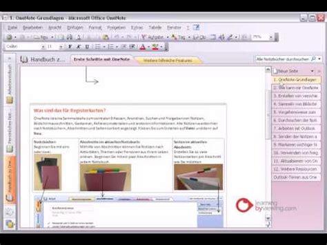 onenote tutorial youtube onenote tutorial deutsch zusammenarbeit mit outlook youtube