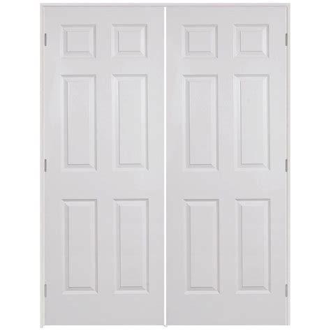 prehung 6 panel interior doors reliabilt 6 panel
