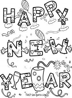 christian coloring pages for new years 86 new years coloring pages new year colouring