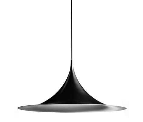 Black Pendant L by Semi Pendant L Matt Black General Lighting From Gubi
