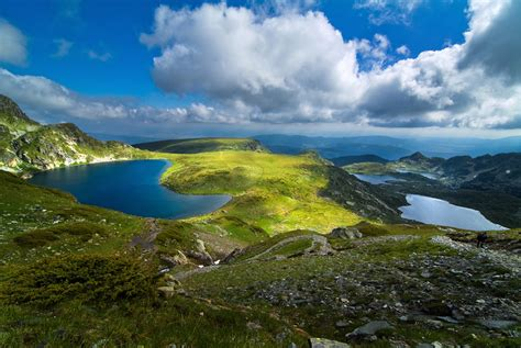 7 Beautiful Photos by Picturesque Seven Rila Lakes Bulgaria World For Travel