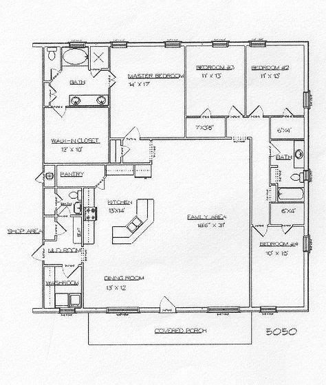 metal building home floor plans barndominium and metal building plans no place like home