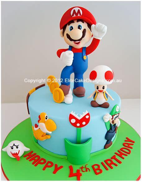 super mario birthday cake birthday cakes  kids childrens birthday cakes st birthday