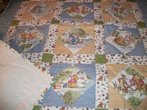 Winnie The Pooh Baby Quilts by Unavailable Listing On Etsy